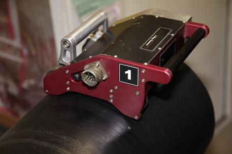 GW-4, рентгенографический контроль, контроль трубопроводов, контроль кольцевых стыков трубопроводов, портативная рентген телевизионная система, цифровая радиография, строительство трубопроаодов